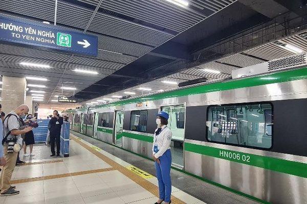 Hoàn thành xây dựng đường sắt đô thị Cát Linh – Hà Đông, dự định chạy thương mại vào cuối tháng 4/2021