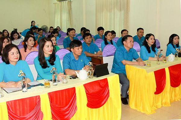 Đoàn viên Công đoàn Hà Tĩnh giành giải cao tại các cuộc thi