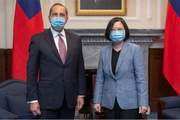 Mỹ bỏ rào cản hạn chế tiếp xúc với chính giới Đài Loan