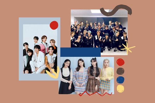 Đấu trường Kpop trên trên BXH World Album: BTS vẫn tung hoành, 'ngán đường' BlackPink và NCT