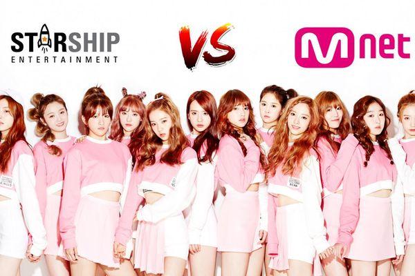 'Cấm sóng' WJSN trên MCountdown, Mnet 'trả đũa' Starship vì Monsta X không tham gia 'Kingdom'?