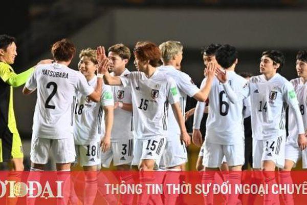 Kết quả vòng loại World Cup 2022 khu vực châu Á: Nhật Bản gây chấn động châu lục