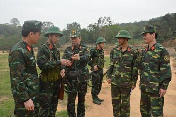 Viết tiếp truyền thống Trường Quân chính Bạch Đằng