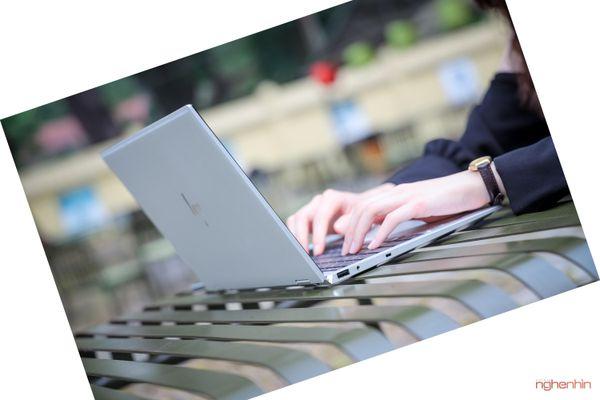Đánh giá HP EliteBook x360 1040 G7: laptop chuẩn doanh nhân, bảo mật, thiết kế, pin là trên hết