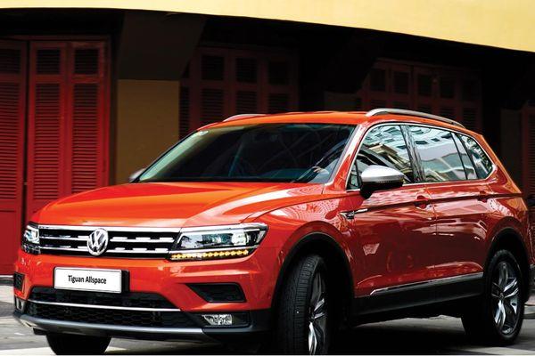 Volkswagen Việt Nam ưu đãi dịch vụ chính hãng