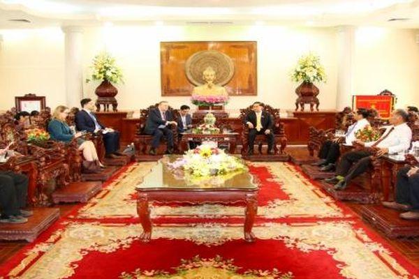 Đại sứ Hungary tại Việt Nam mong muốn đẩy nhanh tiến độ xây dựng Bệnh viện Ung bướu TP Cần Thơ