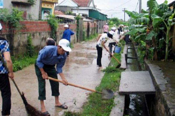 Hiệu quả từ những mô hình tự quản bảo vệ môi trường