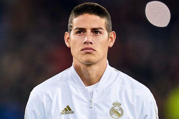 James Rodriguez tiết lộ chuyện bị cản sang Atletico