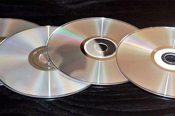 Chế tạo thành công đĩa quang CD có dung lượng lên tới 700TB