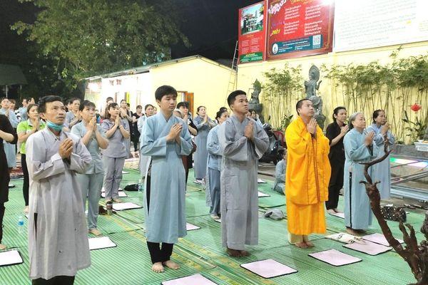 Đồng Nai: Khóa lễ lạy ngũ bách danh tại chùa Trúc Lâm Viên Nghiêm