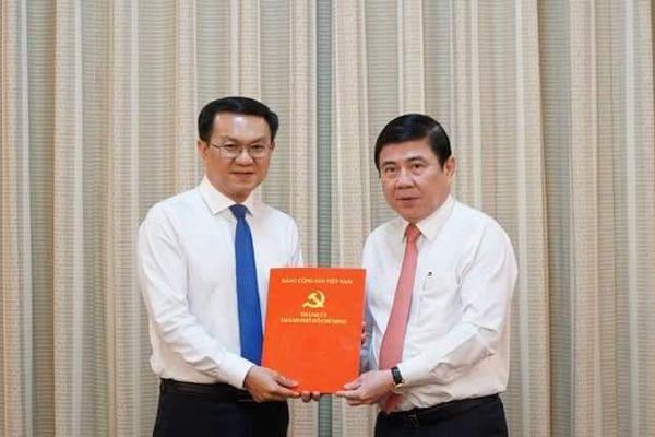 Cựu Chủ tịch Hội Sinh viên TP. HCM được bổ nhiệm làm Giám đốc Sở TT&TT