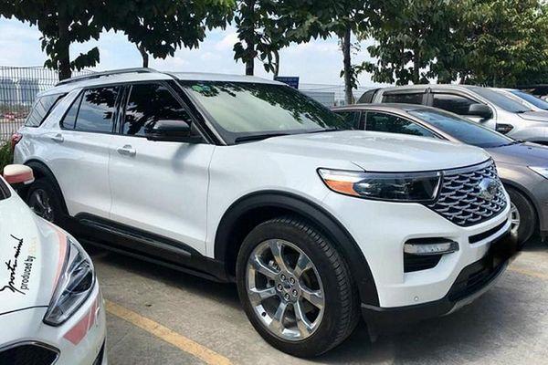 Đại lý nhận cọc Ford Explorer 2021, gần 2,3 tỷ tại Việt Nam
