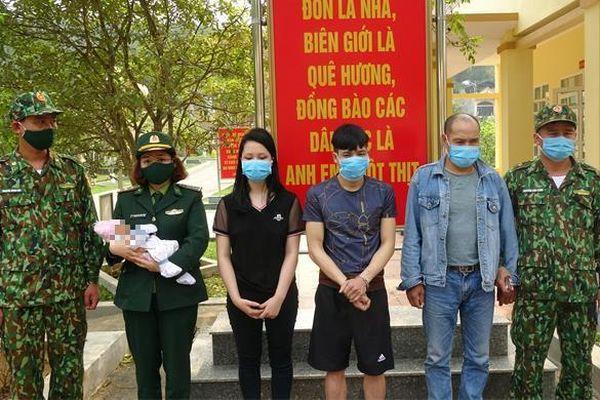 Triệt xóa đường dây mua bán trẻ sơ sinh qua biên giới