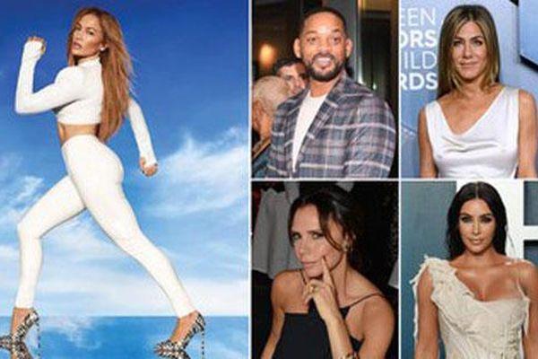 Ca sĩ 'nóng bỏng' Jennifer Lopez là ngôi sao tuyệt vời nhất ở độ tuổi trên 40