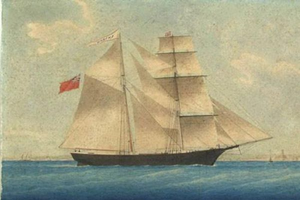 Tàu ma Mary Celeste và bí ẩn hơn 100 năm
