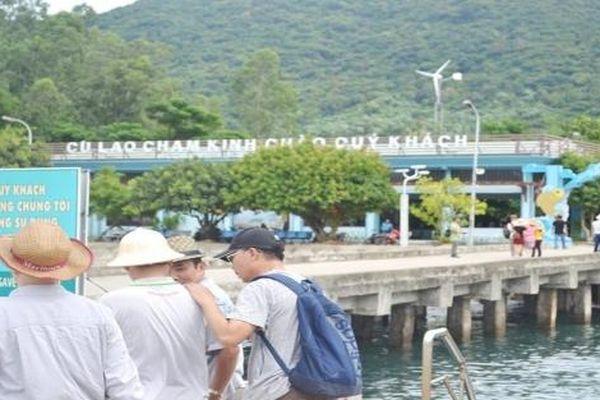 Thiên đường du lịch cù lao Chàm