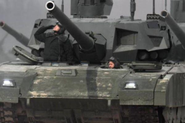 Một đại đội xe tăng T-14 Armata Nga có thể tiêu diệt cả lữ đoàn xe tăng NATO?