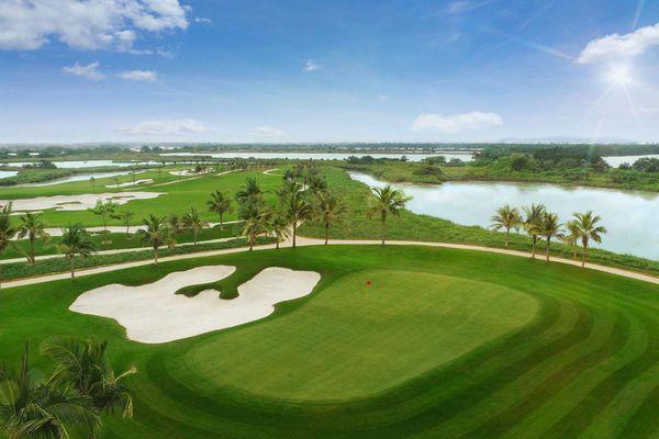 Xin giảm thuế tiêu thụ đặc biệt cho kinh doanh sân golf