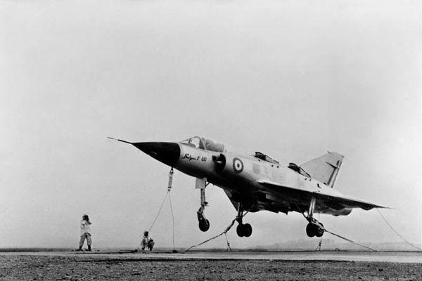 Cái kết đắng cho tham vọng máy bay cất cánh thẳng đứng của Pháp