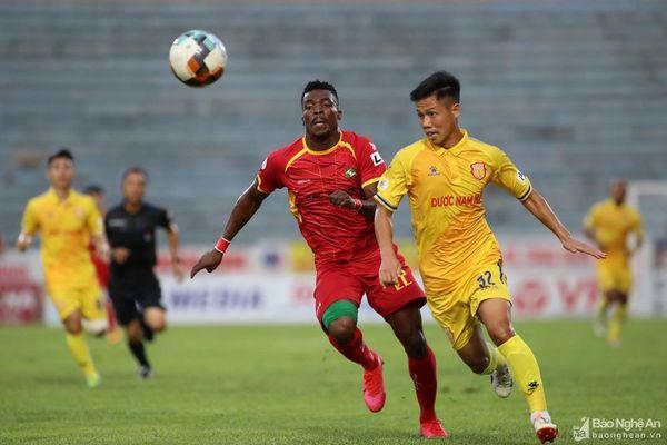 Nhận định Nam Định – SLNA, vòng 7 V.League 2021