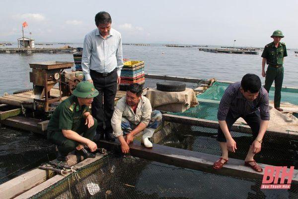 Khắc phục hiện tượng cá chết tại vùng biển Nghi Sơn