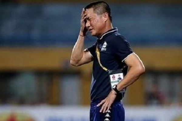 Hà Nội FC chính thức chia tay HLV Chu Đình Nghiêm