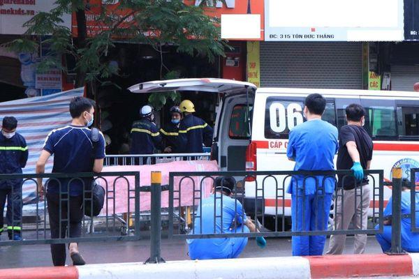 Hỏa hoạn 4 người chết ở Hà Nội: Có một phụ nữ đang mang thai