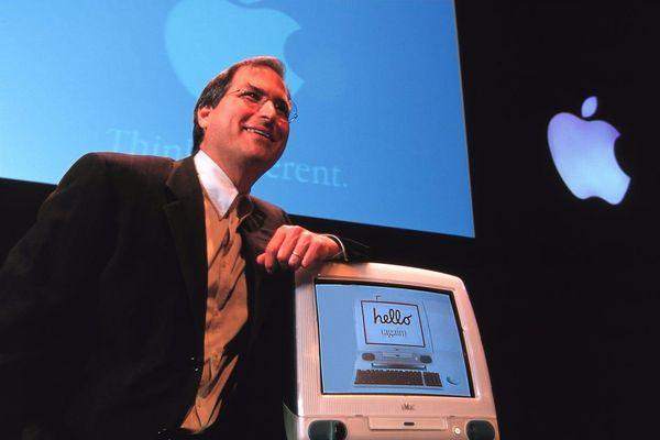 Những dấu mốc tạo nên lịch sử Apple