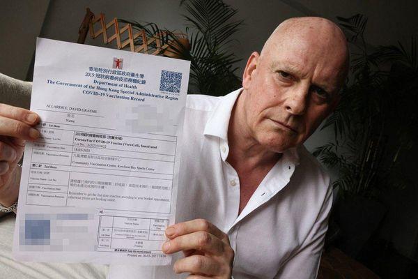 Người đàn ông ở Hong Kong bị tiêm nhầm vaccine do đến sai địa điểm