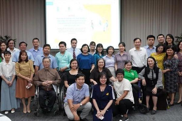 Tăng cường sự tham gia của người khuyết tật trong lĩnh vực việc làm tại Việt Nam