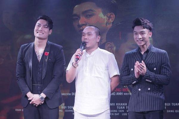 Nam diễn viên 'Đội đặc nhiệm nhà C21' ra mắt phim ca nhạc