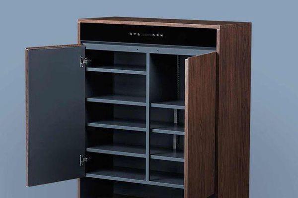 Tủ giày thông minh Xiaomi tự khử mùi và sấy khô