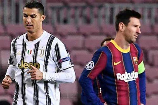 Chiếc giày vàng châu Âu 2020/21: Ronaldo lại vượt Messi
