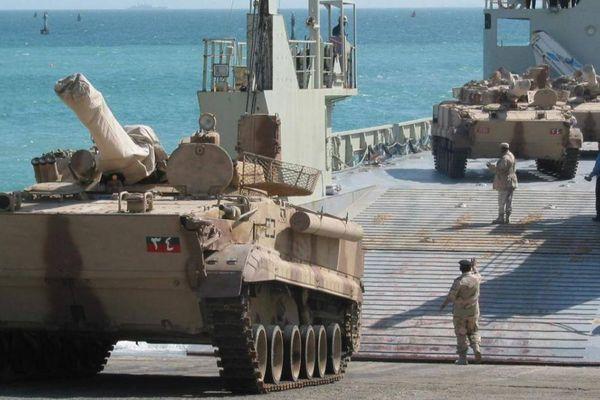 Nga chuyển gấp xe chiến đấu mạnh nhất thế giới đến vùng Viễn Đông
