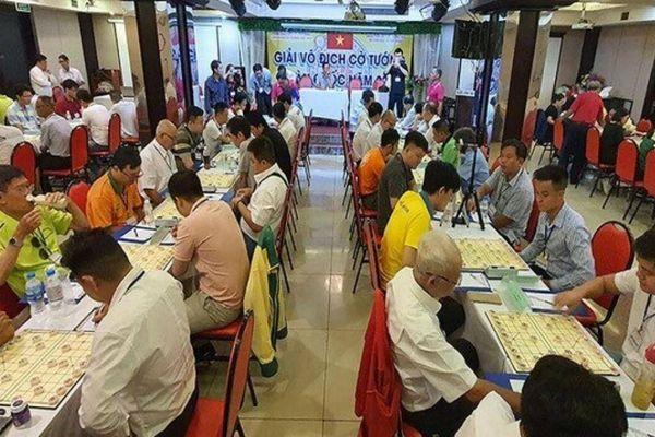 Nóng bỏng cờ tướng Việt: Quán quân nhận tiền thưởng kỷ lục