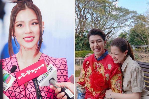 Baifern Pimchanok chủ động nhắc về mối quan hệ với ''người tình màn ảnh'' Nine Naphat