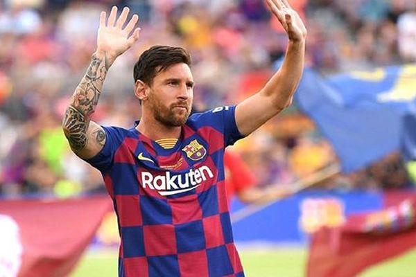 Messi được đề nghị hợp đồng trọn đời ở Barcelona
