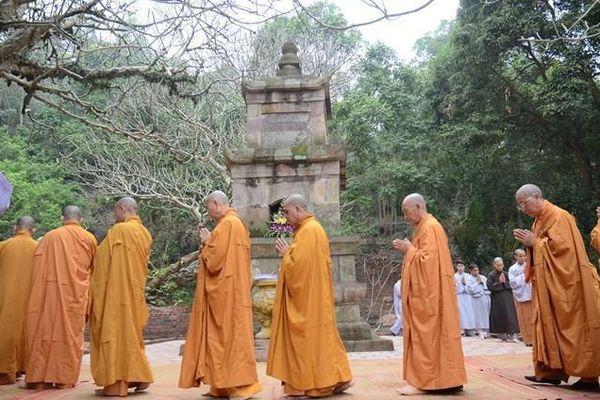 Quảng Ninh: Kế hoạch tổ chức lễ giỗ Trúc Lâm Đệ nhị Tổ sư Pháp Loa