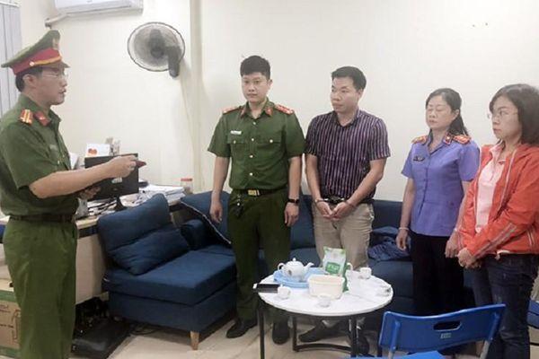 Bắt 1 tổng giám đốc vụ gian lận thiết bị y tế ở Sơn La