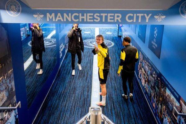 Ca ngợi Haaland, Guardiola chốt quyết định của Man City