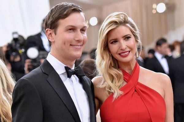 Dở khóc dở cười vì trùng tên với con rể ông Trump