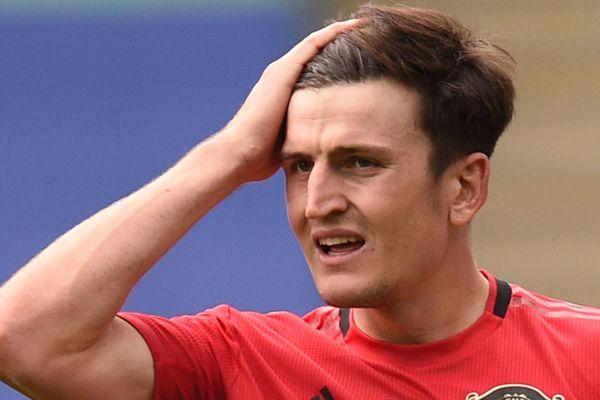 Harry Maguire gồng gánh hàng thủ Man Utd