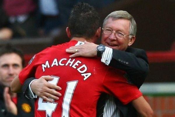 Macheda: 'Sir Alex Ferguson đã đúng'