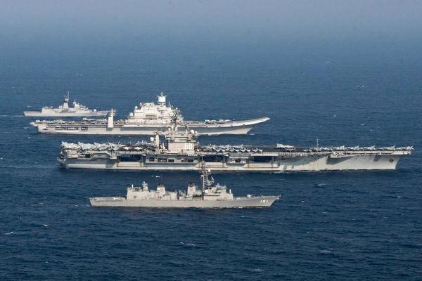Hải quân Ấn Độ sẽ 'chơi tất tay' để đối đầu với Trung Quốc?