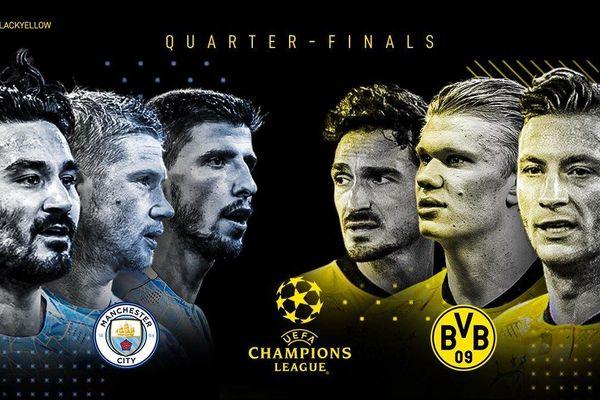 Trực tiếp Man City vs Dortmund: Chủ nhà giương oai