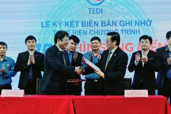 Công đoàn GTVT phát động hưởng ứng chương trình '75 nghìn sáng kiến'