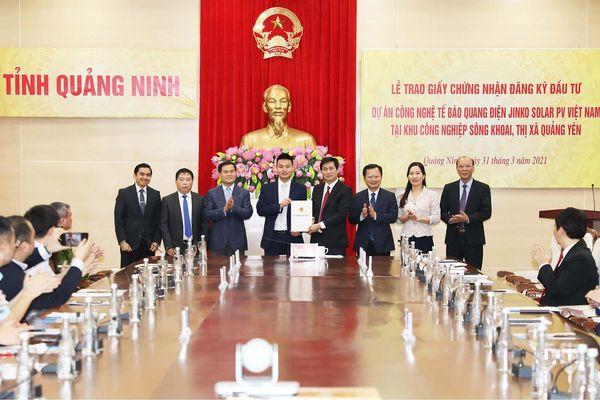 FDI đang chảy mạnh vào Việt Nam