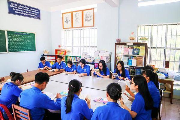 Xây dựng văn hóa ứng xử trong trường học