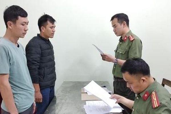 Khởi tố nhóm đối tượng tổ chức xuất cảnh cho công dân Trung Quốc sang Lào