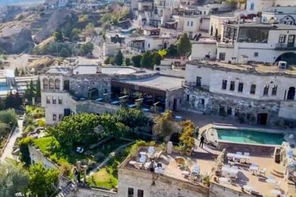Bên trong thành phố ngầm đầy kinh ngạc của Thổ Nhĩ Kỳ
